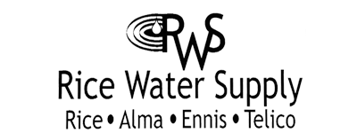 Rice Water Supply & Sewer Service Corporation - Committed to Providing Clean, Safe Water for All Our Residents